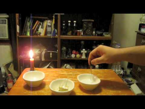 How  to make Incense cones