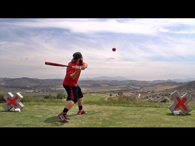 All Sports Golf Battle  Dude Perfect