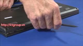 Hướng dẫn thay pin Lenovo ThinkPad T440 T440S T450 T450S battery