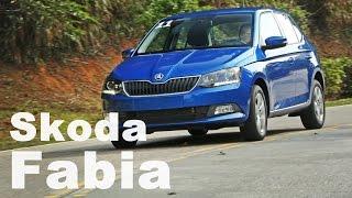 掀背新世代 Škoda New Fabia