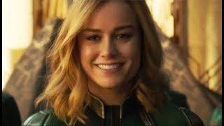 People are OUTRAGED Over Criticism of Captain Marvel