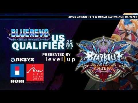 North American Blazblue Revolution Finals video