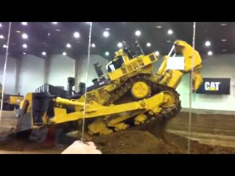 Caterpillar Demo