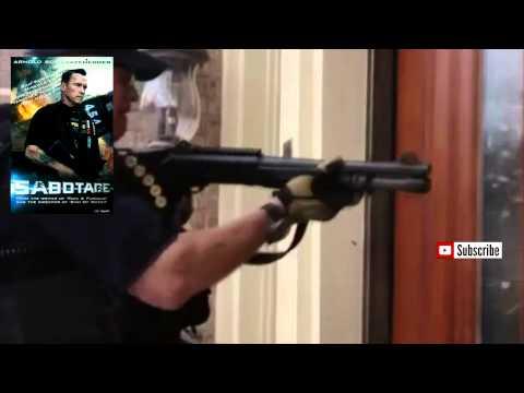 SABOTAGE (2014) - RED BAND TRAILER Tomorrow (Promo #3 FULLSCREEN) Arnold Schwarzenegger HD