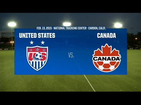 2015 Under-17 Women's NTC Invitational: USA vs. Canada