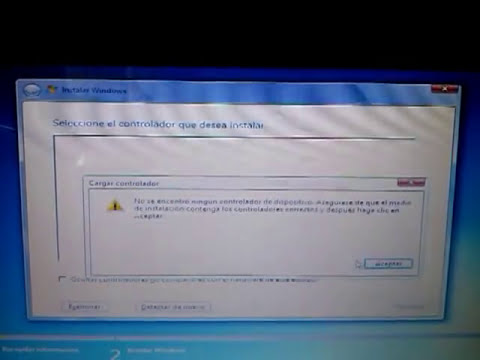 Error Sistema Operativo Windows 7