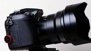 A Look At The Panasonic 8-18mm f/2.8~4 Zoom Lens For Micro Four Thirds Cameras