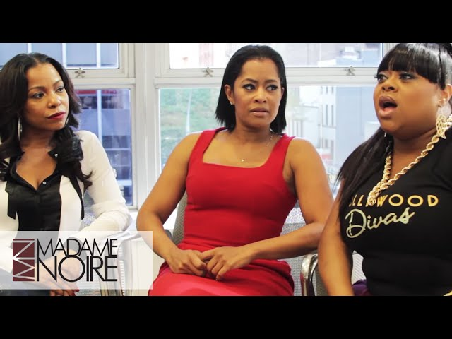 The Hollywood Divas Talk Restarting Their Careers And Ignoring Negative Comments On Social Media