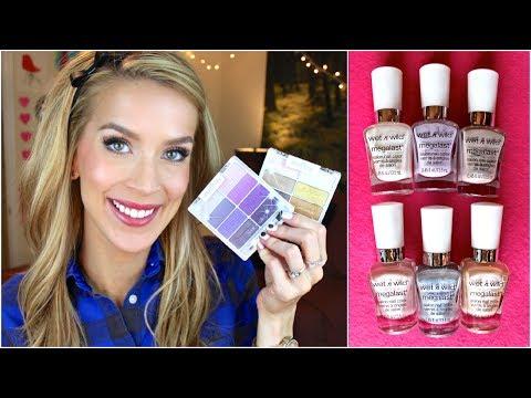 Spring Makeup + Nail Polish Giveaway!