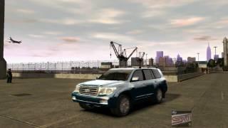 TOYOTA LAND CRUISER 200 (HQ) car mod Gta 4