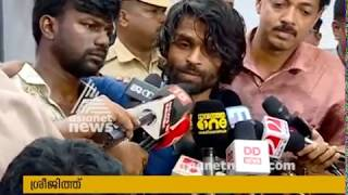 Sreejith responds after meeting with CM