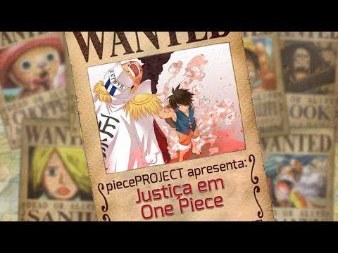 piecePROJECT: Justiça em One Piece