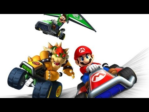 GameSpot Reviews - Mario Kart 7 (3DS)