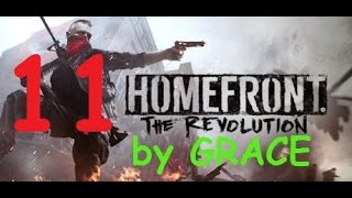 HOMEFRONT THE REVOLUTION gameplay ITA EP 11 GOLIATH OPERATIVO by GRACE