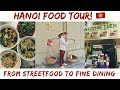 Top 10 Hanoi Food Tour: From Street Food to Fine Dining | VIETNAM | More on www.BiancaValerio.com