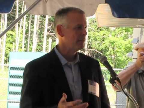 Richard A Peterson Center Dedication, June 14, 2013