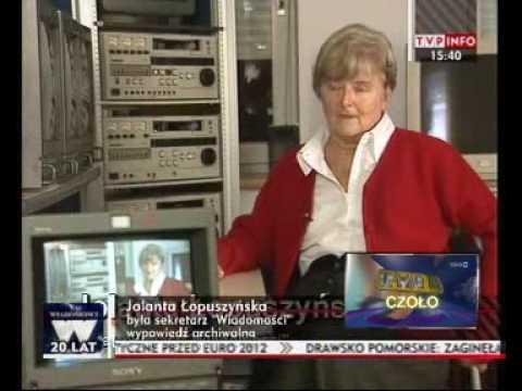 20 Lecie Wiadomości - TVP INFO Reportaż