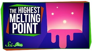 The Hunt for the Highest Melting Point
