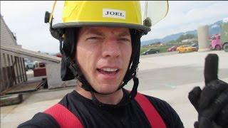 Fire Fighter JOEL