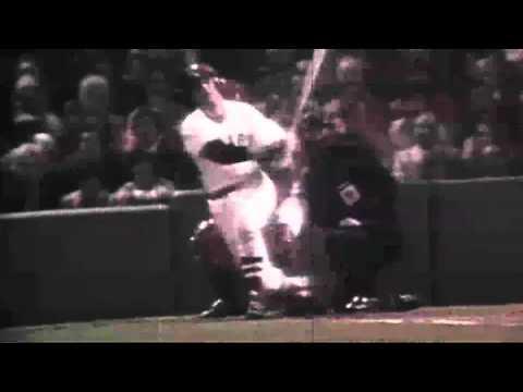 1975 World Series Game 6 Carlton Fisk Home Run