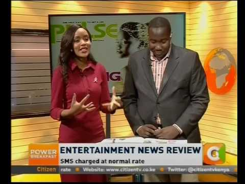 Power Breakfast ; Entertainment News Review