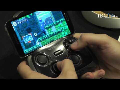 Samsung Galaxy S5 como consola de videojuegos