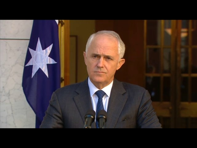 Prime Minister Malcolm Turnbull and Immigration Minister Peter Dutton on 457 Visas