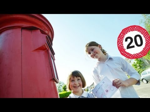 Be a Two Zero Hero- video promotion of Sustrans competition