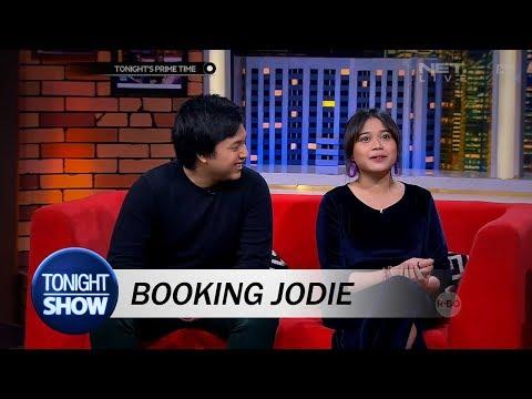 Download Lagu  Cuma Jodie yang Bisa Booking Tonight Show Mp3 Free