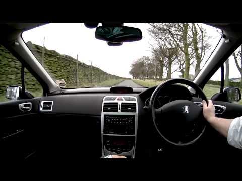 Virtual Test Drive 2 Peugeot 307 2.0 Quicksilver
