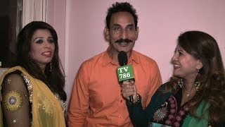 Comedy Actor Iftikhar Thakur Exclusive Interview for TV786