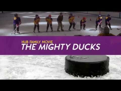Hub Family Movie - The Mighty Ducks (Promo) - Hub Network
