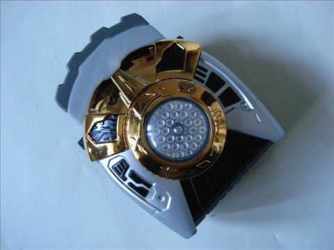 Choseishin Gransazer Knuckle Riser 超星神グランセイザー ナックルライザー video