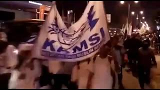 Warga Cikarang & Bekasi Longmarch Menuju Aksi Bela Islam III