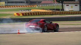 Ferrari 812Superfast im Test bei Motoraktion