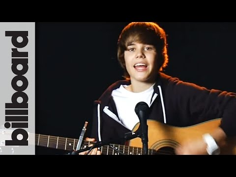 Justin Bieber - 'Heartless' & 'Cry Me A River' (ACOUSTIC LIVE!) Music Videos