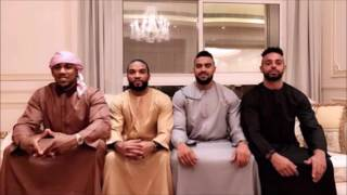 Anthony Joshua & Islam