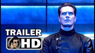 FAHRENHEIT 451 Official Teaser Trailer (2018) Michael B. Jordan HBO Sci-Fi Series HD