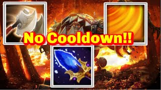 No Cooldown || Ability Draft || Dota 2