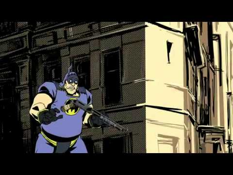 Gotham City Impostors-Animated Short 03