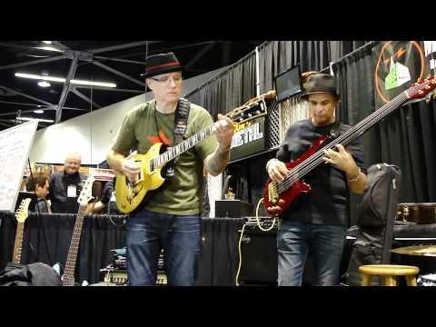 NAMM 2011: Chris Poland and Pag @ Music Garage