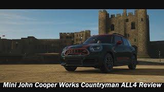 2018 Mini John Cooper Works Countryman ALL4 Review (Forza Horizon 4)