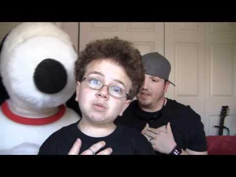 Boyfriend(With Me, Mix 93.3's Steve Serrano & Snoopy)