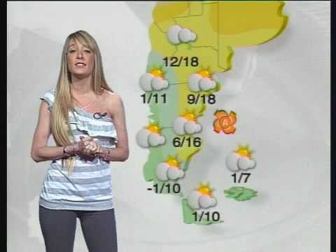 Pronóstico para el 14 de octubre de 2010 - Infoclima TV
