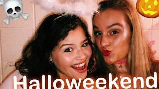 Halloweekend Vlog 2018 & cheap Halloween costume ideas