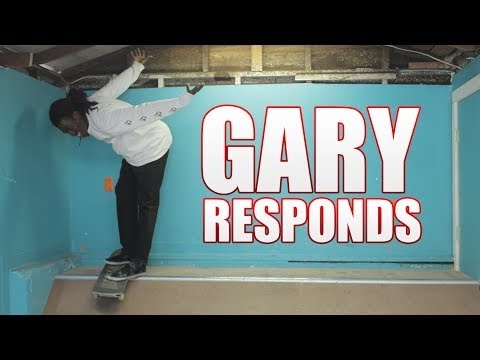 Gary Responds To Your SKATELINE Comments Ep. 283 - Chris Joslin, 30 Second Kickflip Penalty