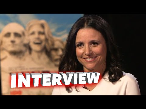 Veep Season 4: Julia Louis-Dreyfus Exclusive Interview