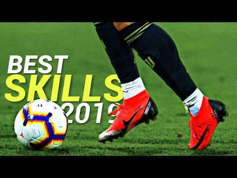 Best Football Skills 2018/19 #4