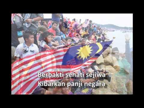 Ahmad Shabery Cheek - Malaysiaku Bahagia (minus One) video