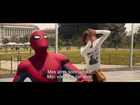 SpiderMan : Homecoming - Trailer